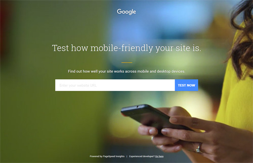 Google Website Speed Testing Tool